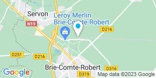 Plan Carte Menuibat à Brie-Comte-Robert