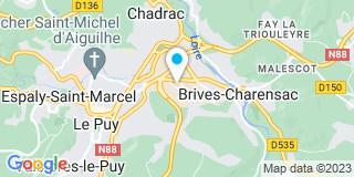 Plan Carte Chapuis Frères à Le Puy-en-Velay