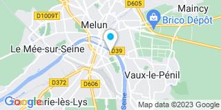 Plan Carte Menuiserie Fermeture Brie à Melun