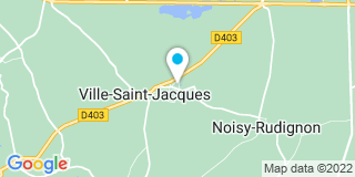 Plan Carte Fauchon Jean-Pierre à Ville-Saint-Jacques