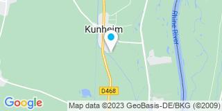 Plan Carte Menuiserie Spindler à Kunheim