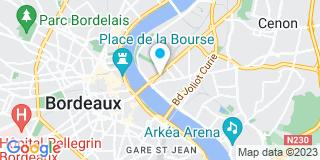 Plan Carte Menuiserie Marcel à Bordeaux