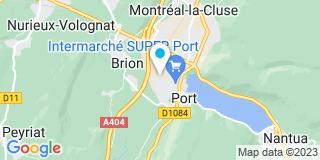 Plan Carte Poralu Menuiseries à Port