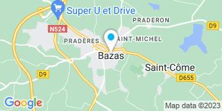 Plan Carte Dimension Bois Et Charpente Dbc à Bazas