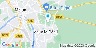 Plan Carte Tradibat Rénovation à Vaux-le-Pénil