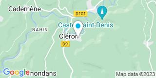 Plan Carte Aymonier à Fertans