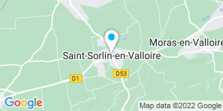 Plan Carte Luyton à Saint-Sorlin-en-Valloire