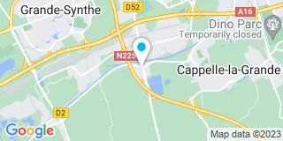 Plan Carte Ceet à Armbouts-Cappel