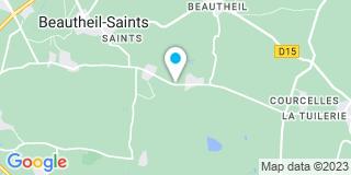 Plan Carte Mrvs à Beautheil
