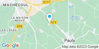 Plan Carte Chiffoleau Gildas à Paulx