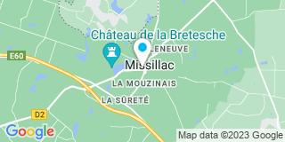 Plan Carte Montfort à Missillac