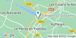 Plan Carte Tbi à Le Perray-en-Yvelines