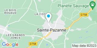 Plan Carte TJS Alu Plast à Sainte-Pazanne