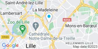 Plan Carte Esc à La Madeleine