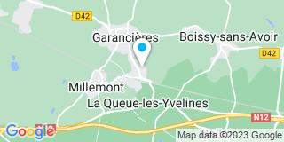 Plan Carte Cobalu à Garancières