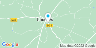 Plan Carte Pinson Jean-Michel à Chuelles