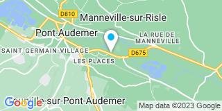 Plan Carte Mpa à Pont-Audemer