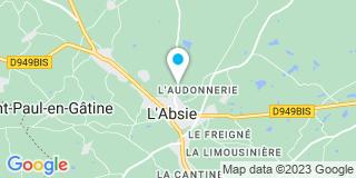 Plan Carte Billaud à L'Absie