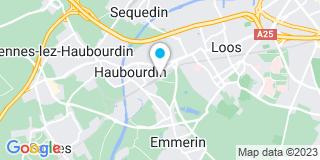 Plan Carte Sdi à Haubourdin