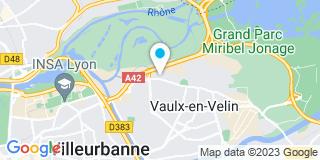 Plan Carte Artibois à Vaux-en-Velin