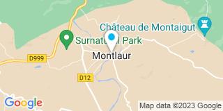 Plan Carte Solier Pascal à Montlaur