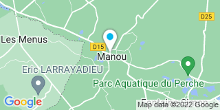 Plan Carte Bacoup à Manou