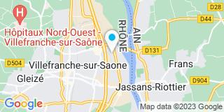 Plan Carte Clément à Villefranche-sur-Saône
