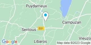 Plan Carte Mineur Frédéric à Boissy-les-Perche