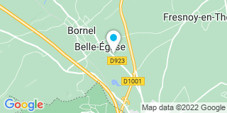 Plan Carte Ammac à Belle-Église