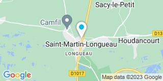 Plan Carte Fauquet à Saint-Martin-Longueau