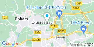 Plan Carte Menuiserie Bretonne à Brest