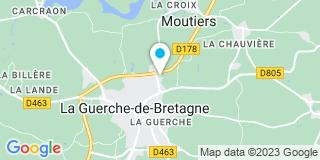 Plan Carte Open Un Monde D'Ouvertures à Availles-sur-Seiche