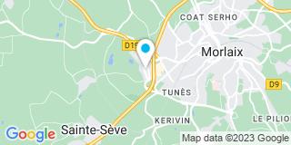 Plan Carte La Maison du Bâtiment à Saint-Martin-des-Champs