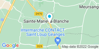 Plan Carte Spm à Sainte Marie