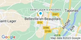 Plan Carte Bouchet Charpente à Belleville
