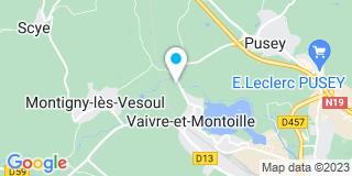 Plan Carte Batibois à Vaivre-et-Montoile