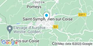 Plan Carte Boreal à Saint-Symphorien-sur-Coise