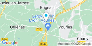 Plan Carte A2B Concept à Brignais