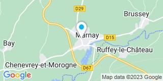 Plan Carte Monnier Louis à Marnay