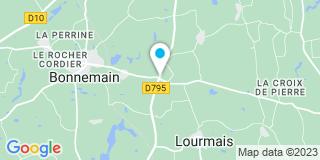 Plan Carte Nivolle Didier à Bonnemain