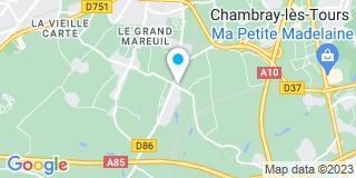 Plan Carte Metal Innove  à Joué-lès-Tours