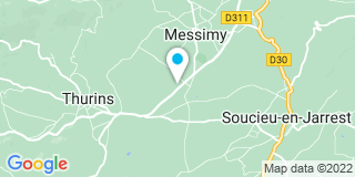 Plan Carte Perrin Patrice à Messimy