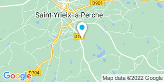 Plan Carte Aredius à Saint-Yrieix-la-Perche