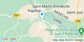 Plan Carte Fenêtres et Solution Habitat à Saint-Julien-de-Peyrolas
