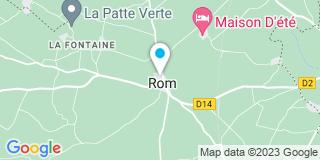 Plan Carte Czerwinski Yannick à Rom