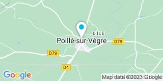 Plan Carte Menuiserie Générale Beaupied à Poille-sur-Vegre