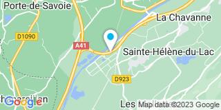 Plan Carte Soudem Constructions à Francin