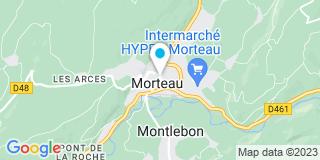 Plan Carte Mr Bricolage à Morteau