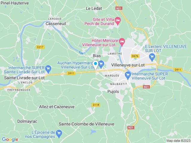 Mr Bricolage à Bias Lot Et Garonne Horaires Contact Et Accès