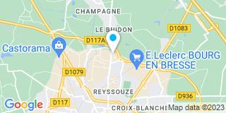 Plan Carte C2M à Bourg en Bresse